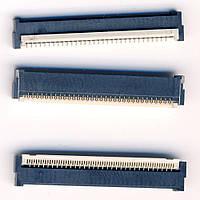 Клавиатурный разъем для ноутбуков НР envy 17-e, 15-f - 32 pin шаг 1мм - Quanta