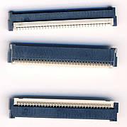 Разъем для клавиатуры ноутбука НР envy 17-e, 15-f - 32 pin шаг 1мм - Quanta