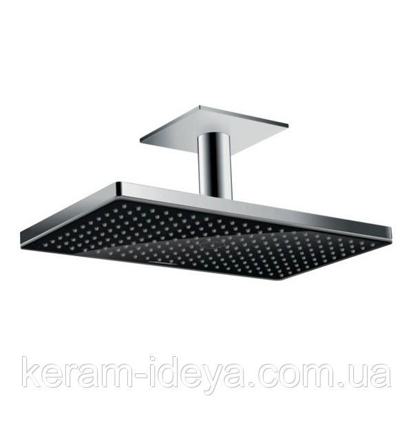 Верхний душ Hansgrohe Rinmaker Select 460 24002600 черный/хром