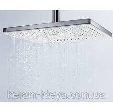 Верхний душ Hansgrohe Rinmaker Select 460 24002600 черный/хром, фото 2