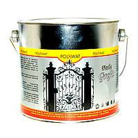 Краска графит по металлу Polswat 3 л