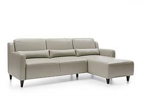Угловой кожаный диван Etap Sofa CABO_2.5F 233х88х155