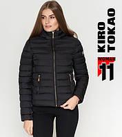 11 Киро Токао | Женская осенняя куртка 1863 черная
