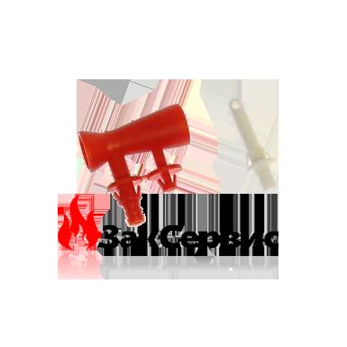 Трубка Вентури Ferroli DOMICOMPACT F30 / F30D 39809790 35101310-35101550