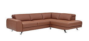Угловой диван кожаный Etap Sofa 272x75x214