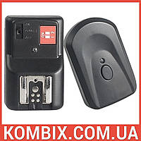 Радиосинхронизатор DSLR-kit PT-04 для Canon, Nikon, др. (1 передатчик 1 приемник), фото 1