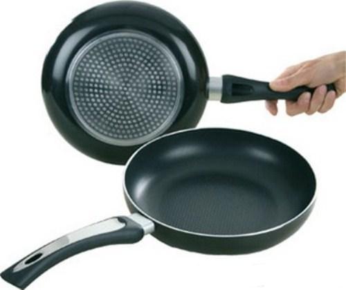 Сковорода с крышкой 22 см Maestro MR-1203-22