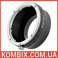 Переходник Canon EF – Sony E-mount (NEX), фото 1