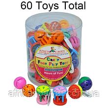 Іграшка для папуги - кульки
