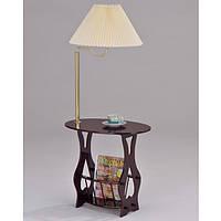 Столик журнальный с лампой «SR-0059» W-12