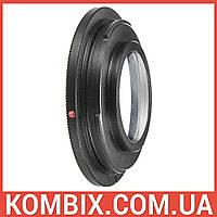 Переходник М42 – Nikon F с линзой PIXCO, фото 1