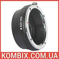 Переходник Canon EF – Canon EF-M