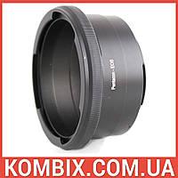 Переходник Pentacon 6 – Canon EF без чипа, фото 1