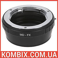 Переходник Minolta MD/MC – Fujifilm X-mount, фото 1