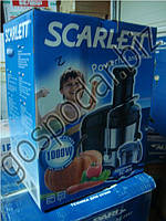 Соковыжималка Scarlett SC-019 на целое яблоко, фото 1