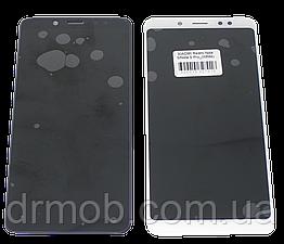Экран + сенсор (модуль) для Xiaomi Redmi Note 5 / Note 5 Pro  чёрный / белый