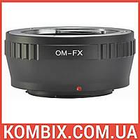 Переходник Olympus OM – Fujifilm X-mount, фото 1