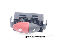 Кнопка аварийки Opel Movano 2010-2018