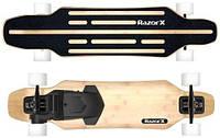 Скейтборд электрическая Skymaster Jeździk Skymaster Wheels 11&#039&#039 Dual Smart черно-красный