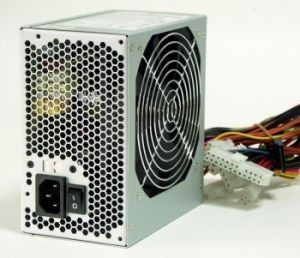 Блок питания Megapower 400W, cooler 120mm, MP-400-12, ATX