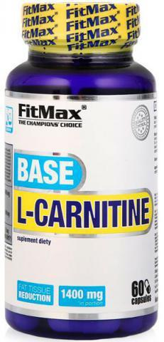 FitMax Base L-Carnitine 60 caps