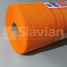 Скловолоконна сітка «SLAVIAN» EU 145гр/м2 5*4 50m(Orange)