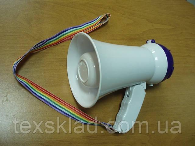 Мегафон HQ-108 mini,мегафон для праздника