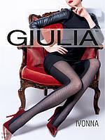 Колготки женские с имитацией ботфортов Giulia IVONNA 60 den.