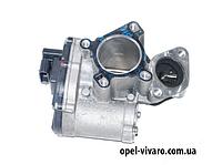 Клапан EGR электр 2.3DCI re Opel Movano 2010-2018 147100385R 147105543R