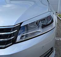 Реснички бровки тюнинг Volkswagen VW Passat B7