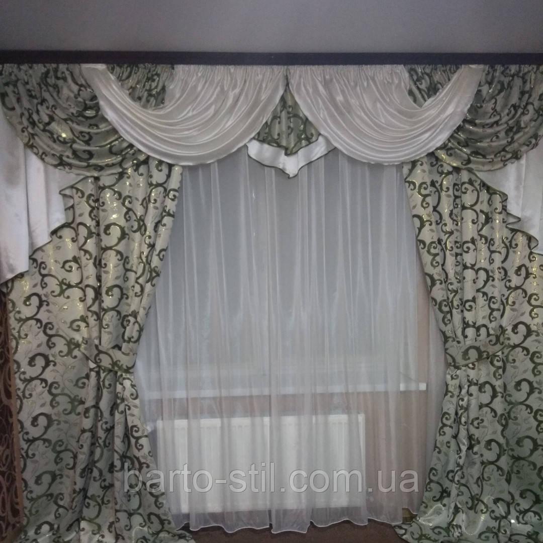 """Готовый комплект """"Филадельфия"""" для спальни, гостиной, залы Разные цвета Высота 2.7 м"""