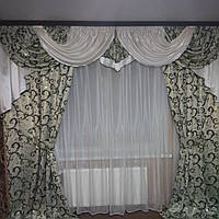 """Готовый комплект """"Филадельфия"""" для спальни, гостиной, залы Разные цвета Высота 2.7 м, фото 1"""