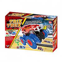 Монстр-трак автомобільний трек TRIX TRUX (Трікс Тракс) 2 машинки, фото 1