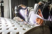 Изготовление ёмкостей из нержавеющей стали.