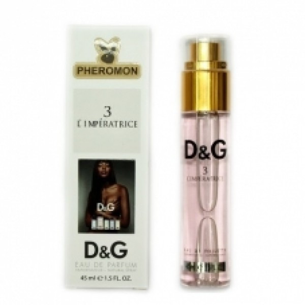 Dolce Gabbana L`Imperatrice 3 edt - Pheromone Tube 45ml