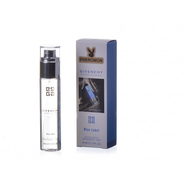 Givenchy Blue Label edt - Pheromone Tube 45ml