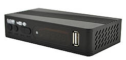 Тюнер UKC DVB-T2 0967 з підтримкою wi-fi адаптера