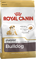 Royal Canin Bulldog Junior (Роял Канин) - сухой корм для щенков породы Английский бульдог 3 кг