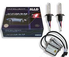 Комплект ксенонового света Infolight H3 5000K 35W