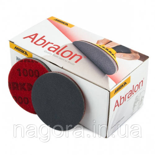 Абразивный диск MIRKA ABRALON P360 (d125мм)