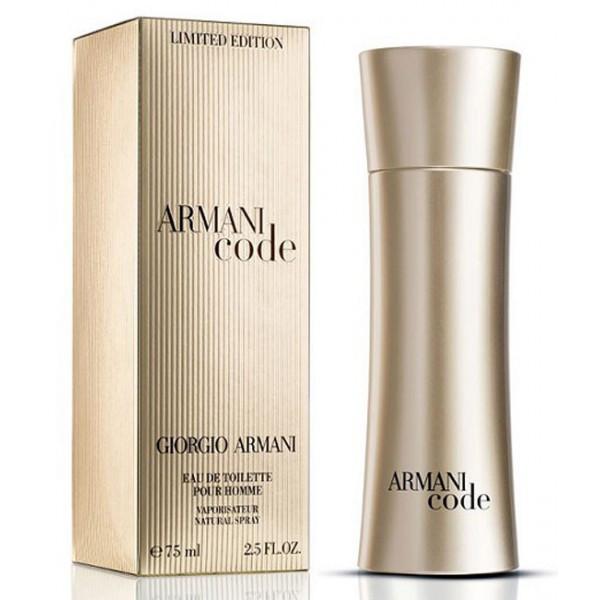 Armani Code Golden Limited Edition pour homme edt 125ml (лиц.)