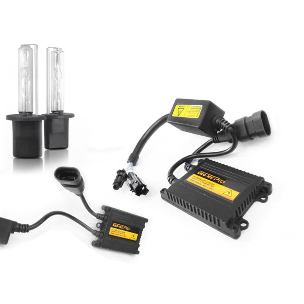 Комплект ксенонового света Sho-Me Slim H7 5000K 35W
