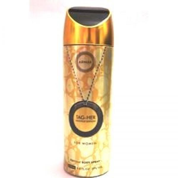 Vanity Femme Tag - Her Prestige Edition for women Body Spray 200 ml