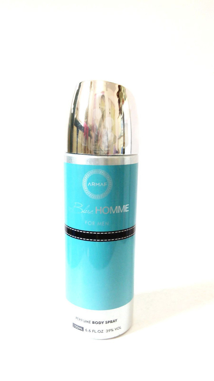 Vanity Femme Blue Homme for men Body Spray 200 ml