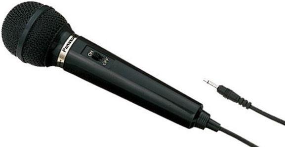 Микрофон Panasonic RP-VK21E-K