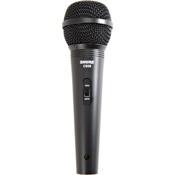 Микрофон Shure C608N