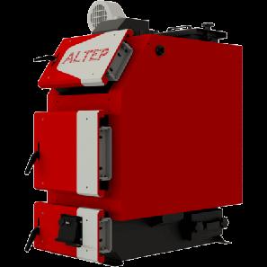 Котёл отопительный твердотопливный Альтеп TRIO UNI PLUS 50 киловатт (KT-3EN), фото 2