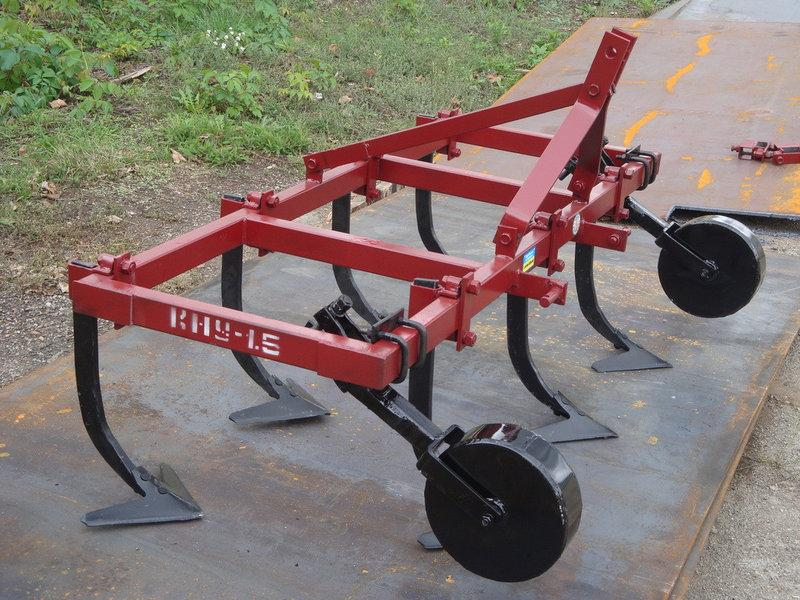 Культиватор КНУ 1,5м с регулируемыми колесами