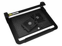 """Підставка під ноутбук 17"""" Cooler Master R9-NBC-U2PK-GP Black (R9-NBC-U2PK-GP)"""