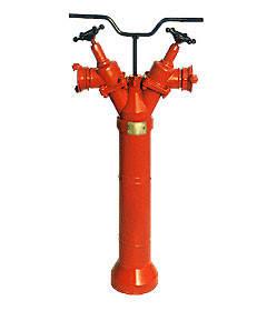 Колонка пожарная КП, фото 2